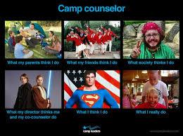 Camp Counselor meme that's so true | Camp | Pinterest | Camp ... via Relatably.com