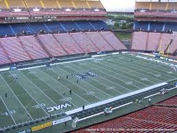 Aloha Stadium View From Red Level Gg Vivid Seats