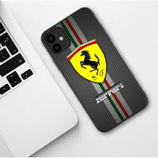 Mosnovo has curated this collection to keep you and your device always with the latest styles. Ferrari Car Logo For Iphone Case Iphone 12 Pro Max 12 Mini Silicone Case Iphone 11 Pro Max Xs Man 6s 7 8 Plus Case Phone Case Covers Aliexpress