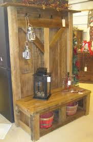 Boot Bench With Coat Rack Scratch the boot bench Enclose the front of this and make the seat 98