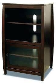 media storage glass doors cabinets with door audio cabinet inspiring photos fantasy pertaining black
