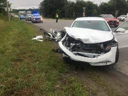 size 1024x768 office break. A 2017 Chevrolet Impala Struck A 2003 Indian Scout Motorcycle On Interstate  95 Near The Northbound Size 1024x768 Office Break N
