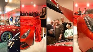 Algar Ferrari Of Philadelphia F12 Berlinetta Unveiling Philadelphia Event And Corporate Photographer