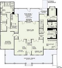 Southern Home With Handicapped Accessible Feature   ND   st    Floor Plan