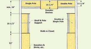 Closet Walk In Closet Layouts Walk Closet Design Layout Closet Walk