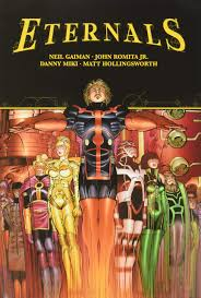 To fully capture the earth's harsh. Eternals By Neil Gaiman John Romita Jr Romita Jr John Gaiman Neil Amazon De Bucher