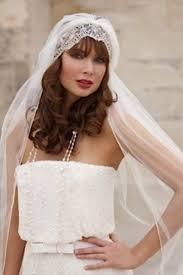 Svatební účesy Se Závojem 2014
