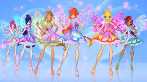 Flora's wings are missing in the last shot of her original magic winx transformation. Winx Club Movie In The Works With Hollywood Gang Variety