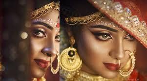 traditional bengali bridal makeup tutorial video