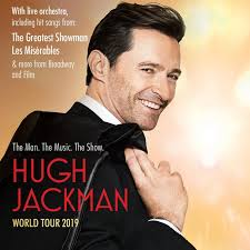 Hugh Jackman, un tour mondiale con le canzoni de Les Miserables e The  Greatest Showman - Spetteguless