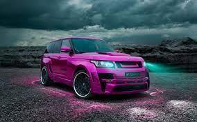 Hamann Mystere Range Rover Vogue 2013 ...
