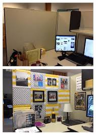office cubicle designs. Wonderful Cubicle Temporarily Moving Into A Cubicle Required Little Makeover Inside Office Cubicle Designs