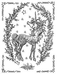 Unicorni 43221 Unicorni Disegni Da Colorare Per Adulti Con Immagini