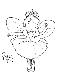 Small Picture Free ballerina coloring pages for kids ColoringStar