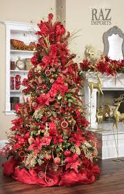 25 Unique Red Christmas Trees Ideas On Pinterest Christmas Tree