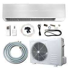 ramsond 18 000 btu 1 5 ton ductless mini split air conditioner and heat pump 220v