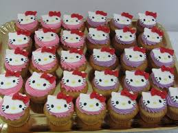 Hello Kitty Cupcakes Kosher Cakery
