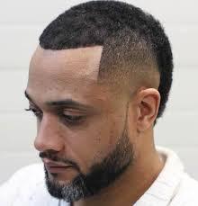 40 اثارة قصات الشعر المجعد للرجال السود