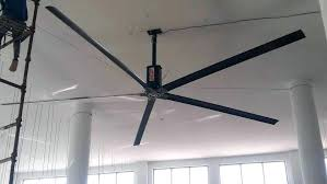 hvls ceiling fans fans is the best solution where ceiling fans are not effective and air hvls ceiling fans