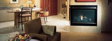 hotels with a fireplace in room. green bay hotel room with fireplace and wet bar hotels a in b