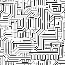 Leiter textur hintergrund nahtlose schwarz weiß muster vektor