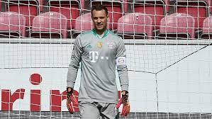 Manuel neuer 2 1 2 9 6 date of birth/age: Manuel Neuer So Kannst Du Das Spiel Nicht Angehen Kicker