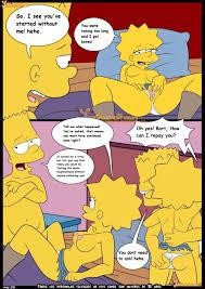 The Simpsons VerComicsPorno Croc SimpsoRama Simpso Rama.