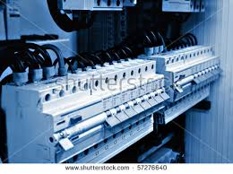 electrical fuse stock images royalty images vectors electricity distribution box wires and circuit breakers fuse box