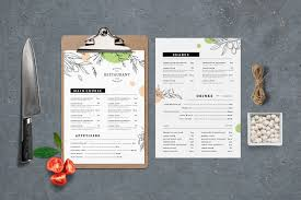 Menu Designs 7 Food Menu Designs Design Trends Premium Psd Vector Downloads