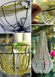 chandeliers hanging basket chandelier beaded chandelier this lovely beaded chandelier is made from a hanging