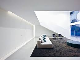 Indoor door / swing / wood veneer / curved - MODERN : INVISIBLE ...