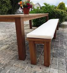 Picnic Table Seat Cushions Velcromag