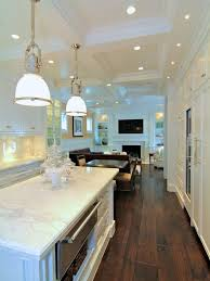 recessed lighting ideas for kitchen. prestige mouldings u0026 construction beautiful kitchen with recessed lighting in coffered ceiling as well ideas for g