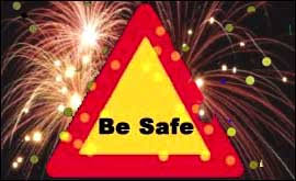 fire works safety firework safety