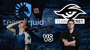 dota 2 live team liquid vs team secret 2 2017 wtf game