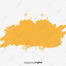 Vector Stylish Web Design Elements Banner Label Orange