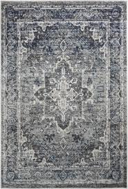 chelsea z176 grey rug by a2z rugs
