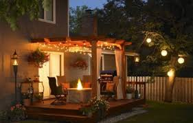 exterior deck lighting. outdoor lighting exterior deck l
