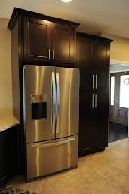 Famed With Closed Stand Architecture Kitchen Unit Compact