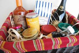 diy brunch gift basket betsylife
