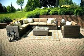 what does deep seating patio furniture