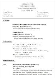 Resume Format Microsoft Word Amazing Microsoft Word Resume Template 48 Free Samples Examples Format