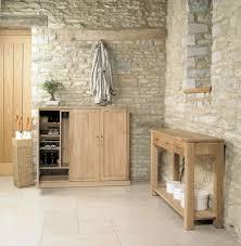 baumhaus mobel solid oak extra. Baumhaus Mobel Oak Extra Large Shoe Cupboard Solid L