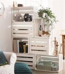 crate furniture diy. diy room divider and shelf another pallet idea crate furniture diy