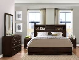 modern wood bedroom sets. Amazon.com: Roundhill Furniture Montana Modern 5-Piece Wood Bedroom Set With Bed, Dresser, Mirror, 2 Nightstands, Queen, Walnut: Kitchen \u0026 Dining Sets .