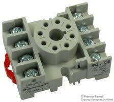 schneider electric magnecraft relay socket din rail schneider electric magnecraft 70 464 1
