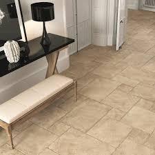 gorgeous stone effect modular tiles