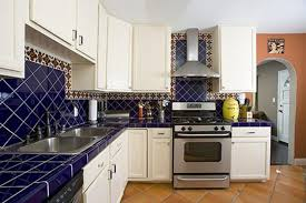 kitchen color decorating ideas. Fetching Images Of Blue And Yellow Kitchen Design Decoration Ideas : Exquisite Color Decorating