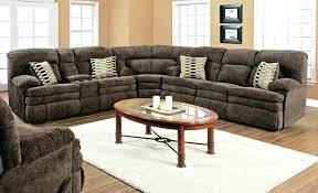 reclining sectional microfiber. Beautiful Reclining Brown Recliner Couch Sectional Couches With Recliners 3 Piece Sofa Net  Reclining Leather R  Heights 6  Intended Reclining Sectional Microfiber L