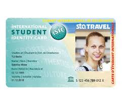 Work Identity Card Internationaler Studentenausweis Sta Travel
